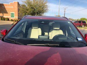 windshield glass